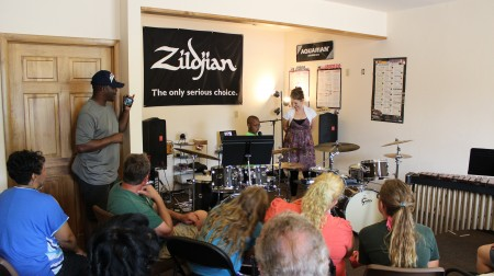 Music education at Air House