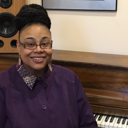 Dawn Moore teaches piano and voice at Air House in Wichita, KS.